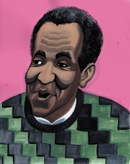 Bill Cosby by Stnk13